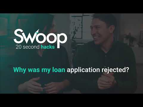 Why was my loan application rejected?
