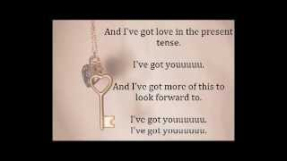CHASE COY - LOVE IN THE PRESENT TENSE (LYRICS)