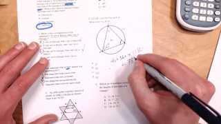 Miscellaneous Geometry Worksheet