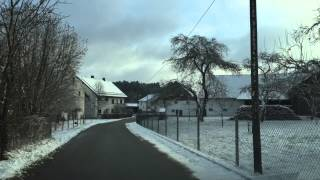 preview picture of video 'Winter in und um Mainburg'