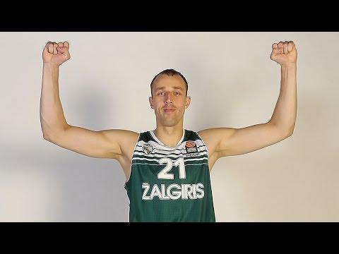 Focus on: Arturas Milaknis, Zalgiris Kaunas