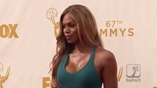 Orange is the New Black Cast hits the EMMYs Red Carpet