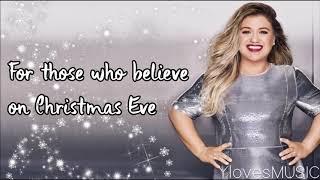Kelly Clarkson Christmas Eve.Lời Dịch Bai Hat Christmas Eve Kelly Clarkson