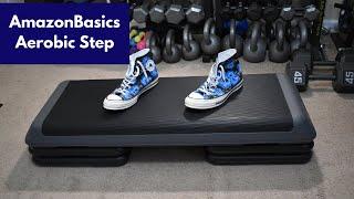 AmazonBasics Aerobic Step: Unbox/Review
