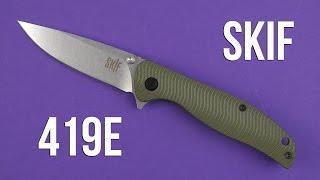 Skif 419E - відео 1