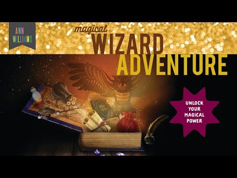Youtube Video for Magical Wizard Adventure - 7 tasks!