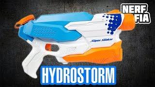 Нёрф Hydrostorm Водный Бластер Super Soaker || Nerf Hydrostorm Water Blaster Super Soaker