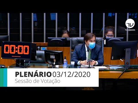 Plenário - MP do programa Casa Verde e Amarela - 03/12/20