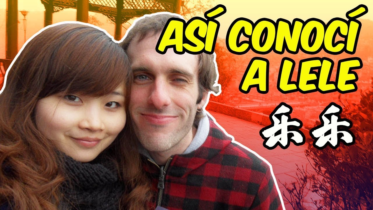 Cómo nos conocimos: nuestros comienzos en China