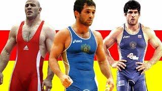 Вольная Борьба! Бесик Кудухов один из самых техничных борцов! Лучшие моменты!!!