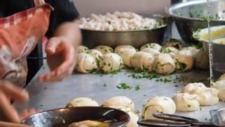 【上海・小吃】李向阳葱油饼