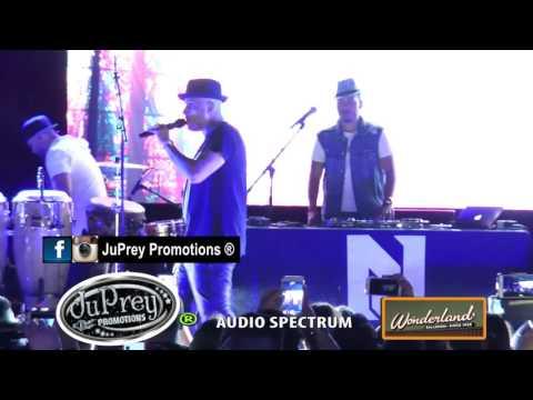 Nicky Jam Ft. Enrique Iglesias - El Perdón @ Wonderland Ballroom-Boston