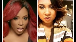K MICHELLE VS ANGELA YEE - ARE YOU SORRY OR NAH?