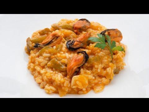 Arroz caldoso con mejillones - Karlos Arguiñano en tu cocina