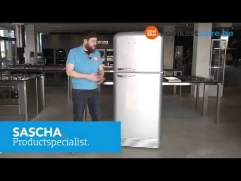 Smeg FAB50 koelkast productvideo (NL/BE)