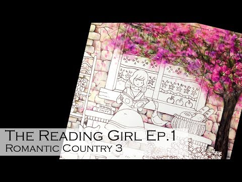 92 Romantic Country Coloring Book Youtube Free