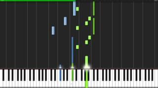 River Flows In You - Yiruma [Piano Tutorial] (Synthesia)
