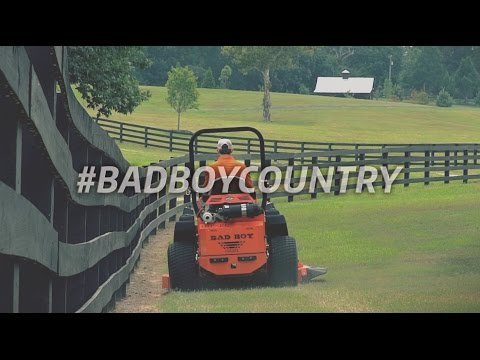 2018 Bad Boy Mowers 6100 Compact Diesel CAT in Saucier, Mississippi - Video 1