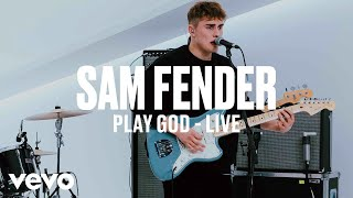 Sam Fender   Play God (Live) | Vevo DSCVR ARTISTS TO WATCH 2019