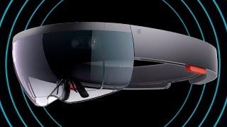 Обзор Microsoft HoloLens: очки дополненной реальности в действии - гаджеты из будущего - Хололенс