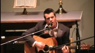 """Noah singing """"Miracle of the Moment"""" cover by Steven Curtis Chapman"""
