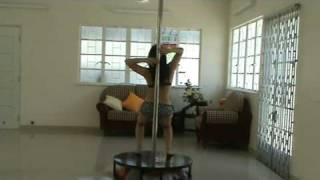Voelle Pole Dance Practice 1 - Brandy Alexander by  Feist