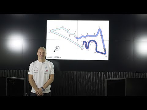 Image: WATCH: Valtteri Bottas' COTA guide!
