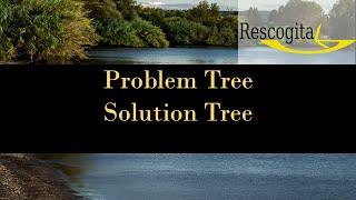 Rescogita Video Tutorials – Solution and Problem Tree