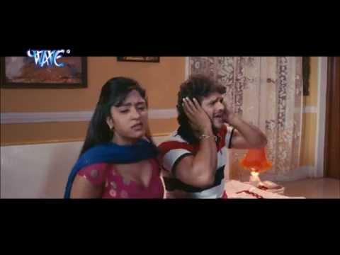 Fans Gaini - Bhojpuri Comedy Scene - Khesari Lal Yadav - Uncut Scene