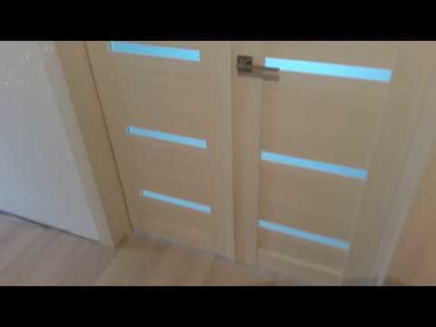 Видео Двери Profil Doors 7x эш вайт мелинга
