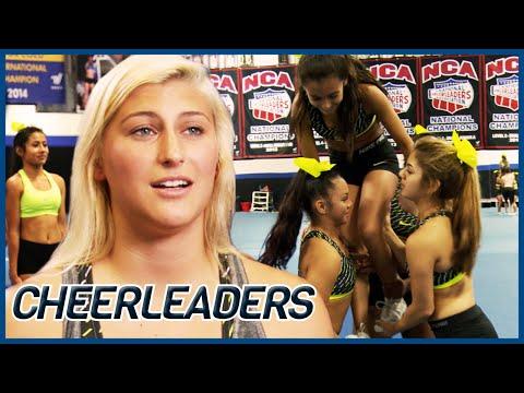 Cheerleaders Season 4 Ep.2 - Knock on Wood