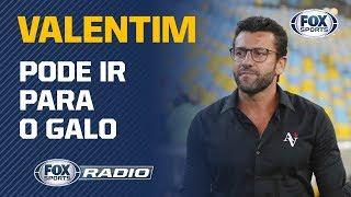 VALENTIM NO GALO? Técnico Do Vasco é A Primeira Opção Do Atlético-MG Para Lugar De Levir Culpi