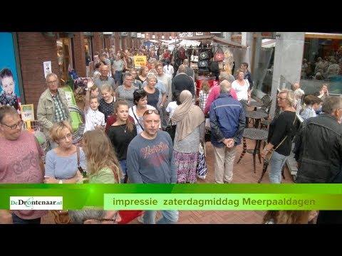 VIDEO | Een zaterdag boordevol activiteiten tijdens de Meerpaaldagen