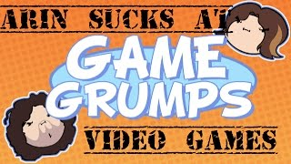 Arin Sucks at Video Games Compilation - Game Grumps
