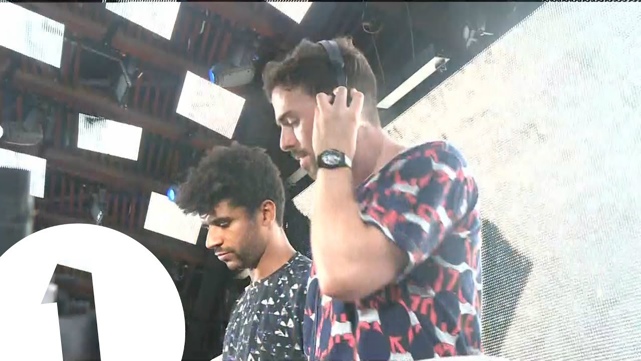Jamie Jones b2b Patrick Topping - Live @ Radio 1's 20 year Ibiza celebrations 2015
