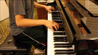 Alone Tonight (Above & Beyond Piano Cover)