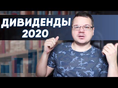 ДИВИДЕНДЫ 2020. ТОП-10 хороших российских дивидендных акций!