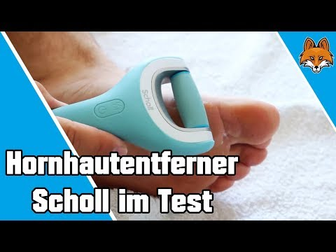 Hornhautentferner scholl velvet Smooth Wet & Dry  - Bimsstein Alternative 👣