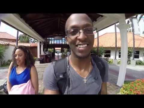 Grenada Sandals La Source Family Trip: Episode 1