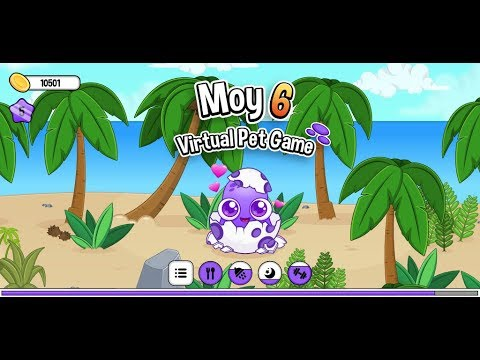 Moy 6 the Virtual Pet Game βίντεο