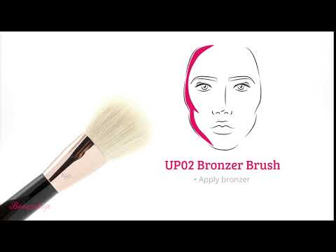 Boozyshop Boozyshop Ultimate Pro UP02 Bronzer Brush
