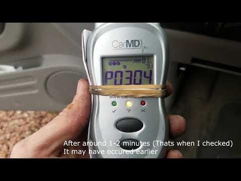 Fix All P1354 P0300 P0302 P0304 P0306 P0420 Code + DIY How