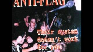 anti flag state funeral