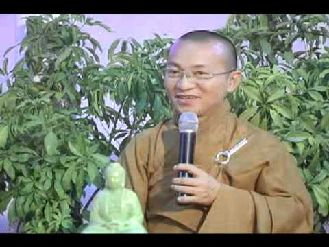Giải Trừ Nghiệp Chướng Trong Kinh Dược Sư (01/02/2009) Thích Nhật Từ