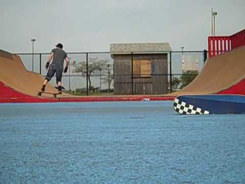 Baldwin Skate Park- Full length