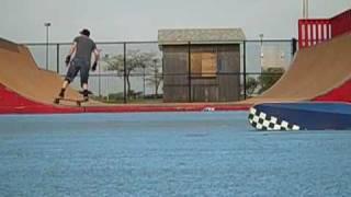 Baldwin Skate Park- Full length