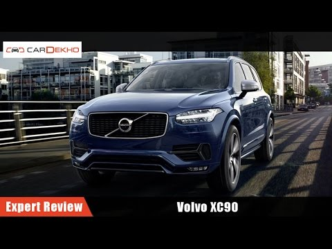 Volvo XC90 | Expert Review