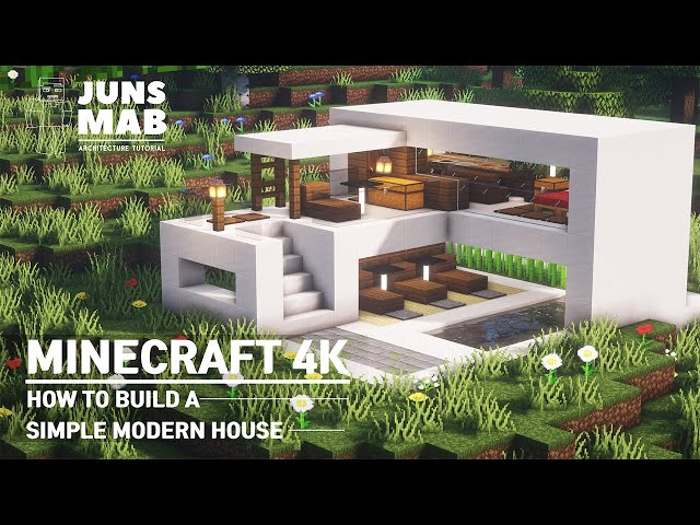 5 Best Minecraft Houses To Build In January 2021