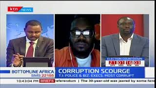 Bottomline Africa: Corruption scourge in Africa