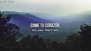 Walk The Moon   Eat Your Heart (Lyrics) (Letra En Ingles Y Español)